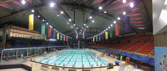 Olympic Park Parc Olympique