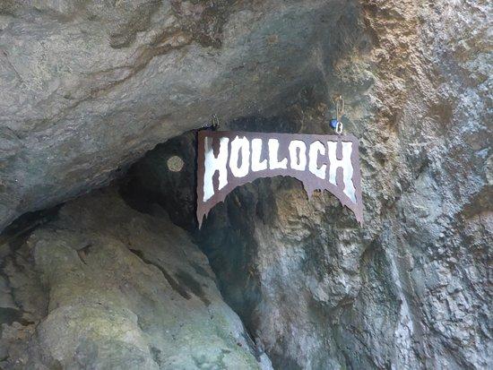 Tegna, Switzerland: Hölloch