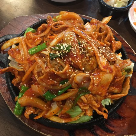 Chez Korean Restaurant Canberra