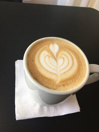 Berryville, Wirginia: Cordial Coffee Company