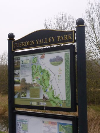 map board - Picture of Cuerden Valley Park, Preston - TripAdvisor on