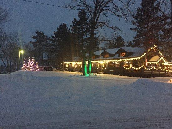 Nisswa, MN: Christmas at Sherwood!!