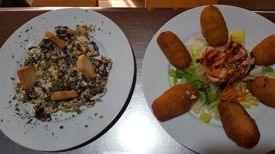 Mariana, España: Hostal Restaurante El Ventorro
