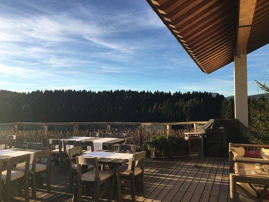 Golf hotel villa bonomo restaurant asiago ristorante for Hotel asiago con piscina