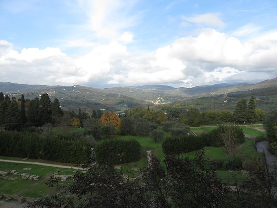 San Domenico Fiesole : from Amplitheater