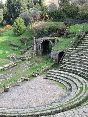 San Domenico Fiesole : amplitheater