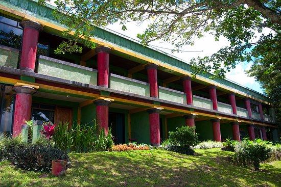 Entrance - Picture of Lake Arenal Hotel & Brewery, Tilaran - Tripadvisor