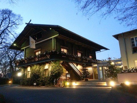 Ca 300 M Vom Hotel Entfernt Picture Of Hotel Bayrisches Haus