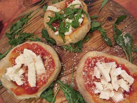 Taverna Mascalzone: pizzette