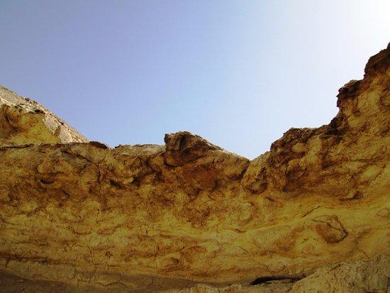 Wadi Degla: Hidden fossils, interesting stones...
