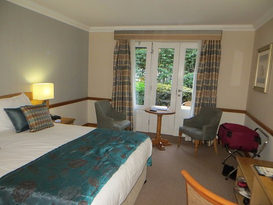 standard room with patio picture of warner leisure hotels