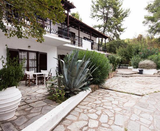 Myrtia Hotel Koukounaries Grekland Omd Men Tripadvisor