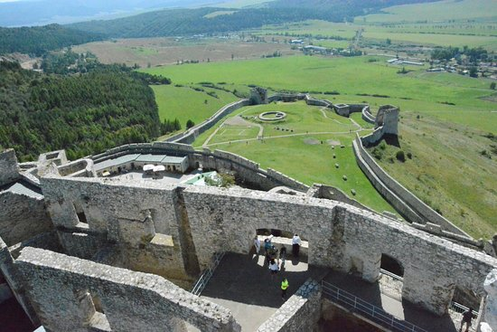 Kosice Region, Eslovaquia: Spissky Castle