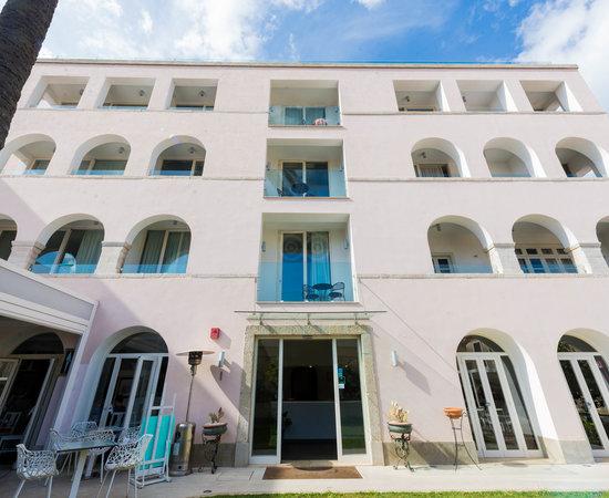 Il piccolo giardino hotel taormina italie voir les for Il piccolo hotel progetta le planimetrie