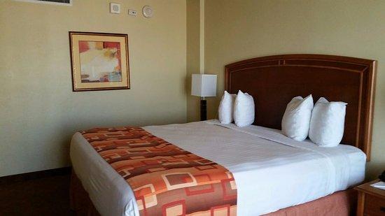 BEST WESTERN Corpus Christi: King room
