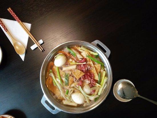 k point table grill korean restaurant rizstorta zoldsegek tojas marhahaos haltorta