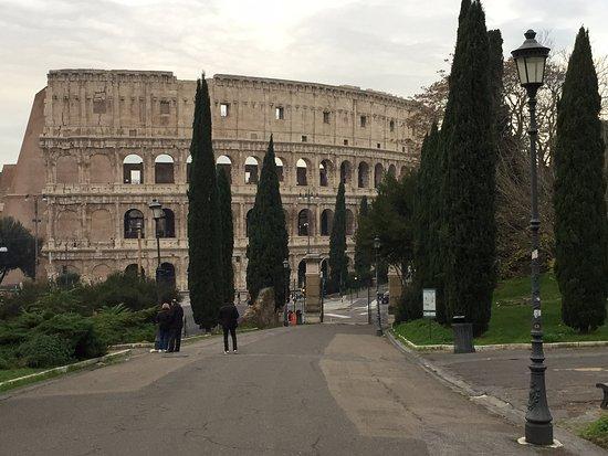 Parco Di Colle Oppio Roma Tripadvisor