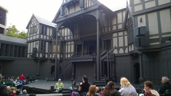 Oregon Shakespeare Festival : The Main Stage