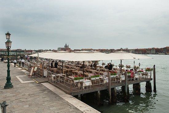 terrazza - Picture of Ristorante Terrazza Dei Nobili, Venice ...