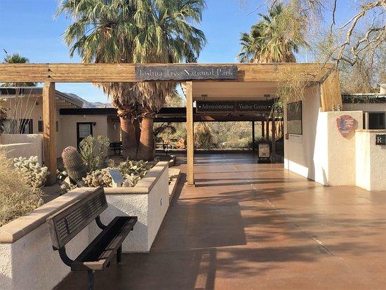 Twentynine Palms, Kalifornien: Oasis Visitors Center