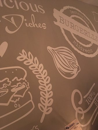 Mijdrecht, Niederlande: Restaurant Burgerlijk