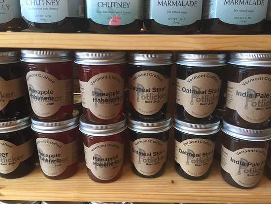 Belmont, MA: Cool jellies & jams