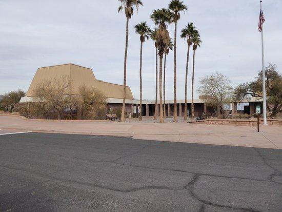 Alan Bible Visitor Center, Lake Mead NRA