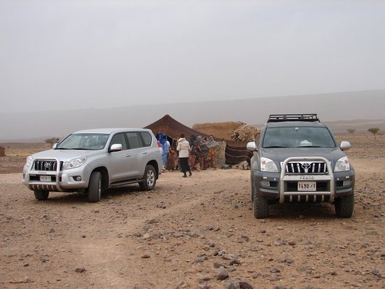 Soul Adventure 4x4 Day Tours: showing nomad places in order to discover their life style