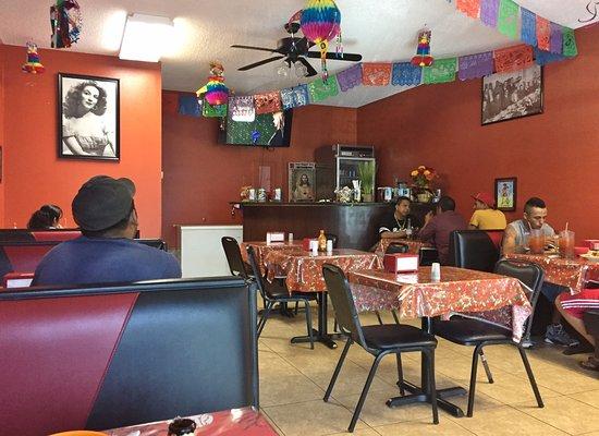 Restaurant Don Beto Jaimes Dining Area 2 Sarasota Fl