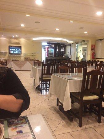 Lajeado, RS : local onde é servido também o café da manhã