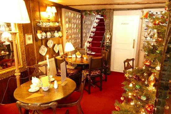 Greys Tea Rooms Totnes