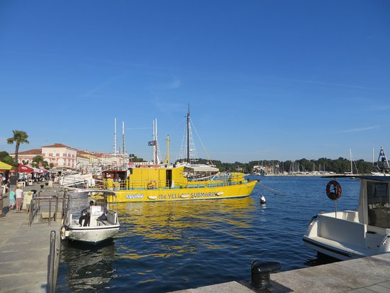 Porec Ferry Port