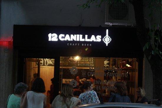 12 Canillas