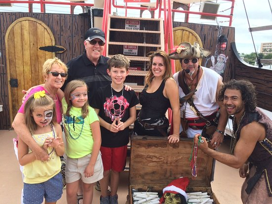 Pieces of Eight Pirate Cruise Photo