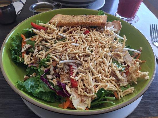 San Antonio: Ensalada oriental