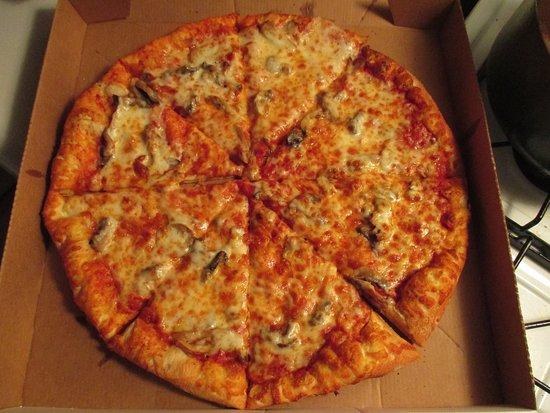 Review Of 5 Pizza Columbia Heights Mn Tripadvisor