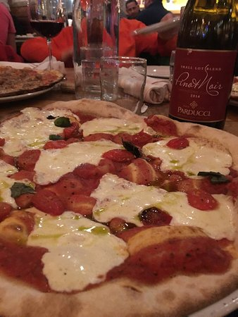 Great Pizza & Atmosphere