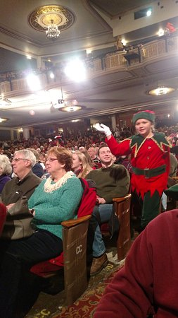Melodies of Christmas - Picture of Proctor's Theater, Schenectady ...