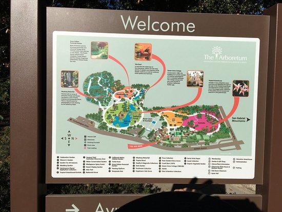 Los Angeles County Arboretum & Botanic Garden Picture of Los