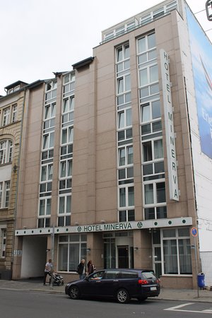 Imagen del Hotel Minerva.
