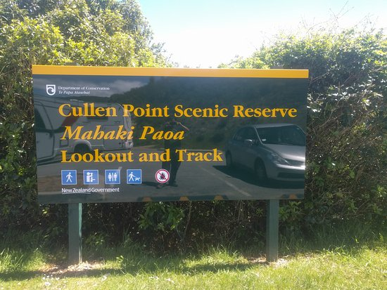 Cullen Point Tracks