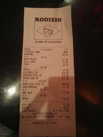 Braziliaans Grill Restaurant Rodizio.nl : IMG-20161218-WA0000_large.jpg