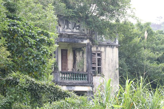 Lung Yeuk Tau Heritage Trail: Shek Lo mansion