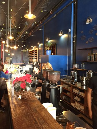 Intelligentsia Coffee: Coffee bar