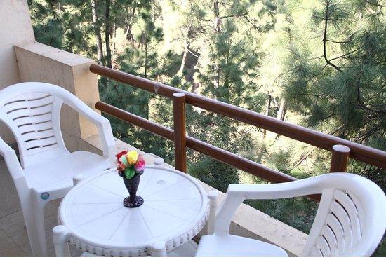 Balcony - Picture of Neovedic Resort, Solan - Tripadvisor