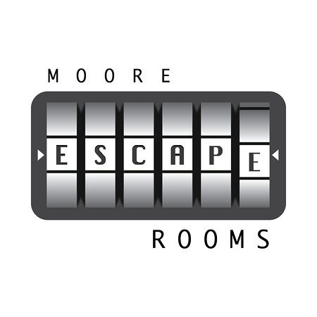 In order to truly escape, you must first lock yourself in a Moore Escape Room