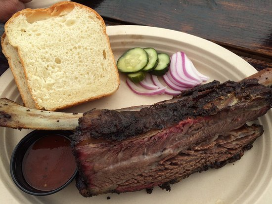 Photo of American Restaurant Micklethwait Craft Meats at 1309 Rosewood Ave, Austin, TX 78702, United States