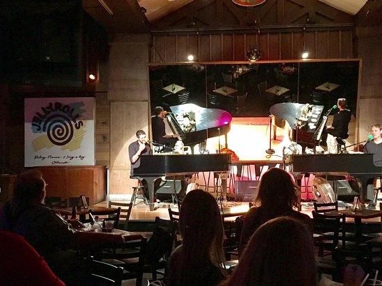 Jellyrolls: the piano bar