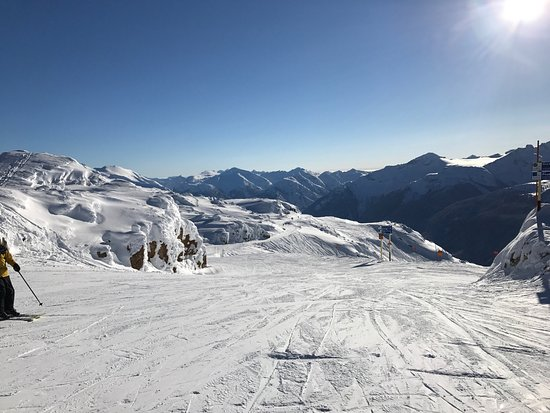 Whistler Blackcomb: No place like Whistler and I've travel and lived in some of the top world destinations for ski r