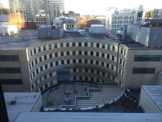 波士頓君悅飯店照片